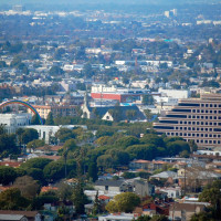 Culver City Skyline