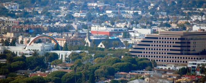 Culver City Skyline
